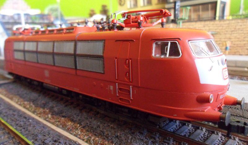 elektrische Lokomotive der Baureihe 103