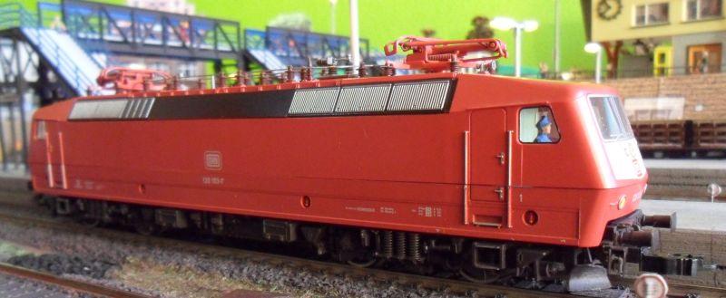elektrische Lokomotive der Baureihe 120