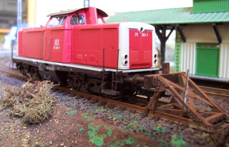 Diesellokomotive der Baureihe 211