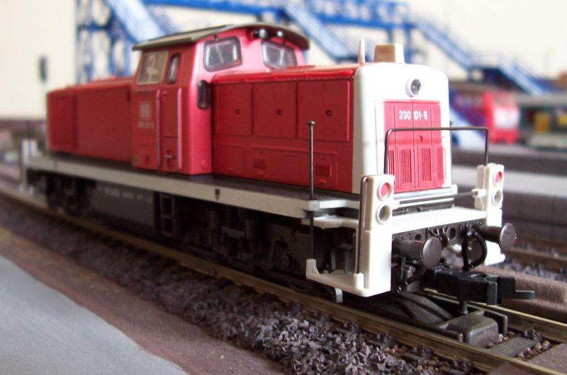 Diesellokomotive der Baureihe 290