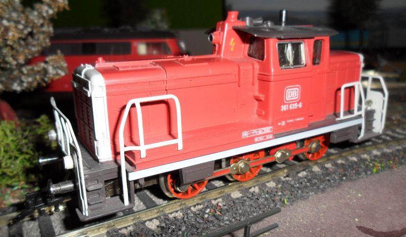 Diesellokomotive der Baureihe 361