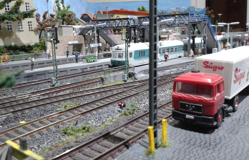 Eindruck vom Bahnhof Bettbergen