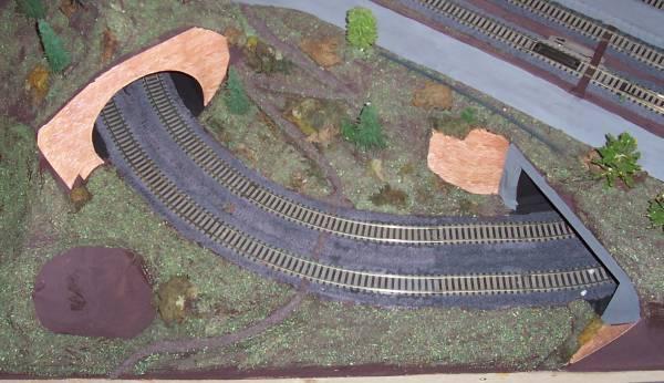 Landschaftsbau auf der Modelleisenbahn