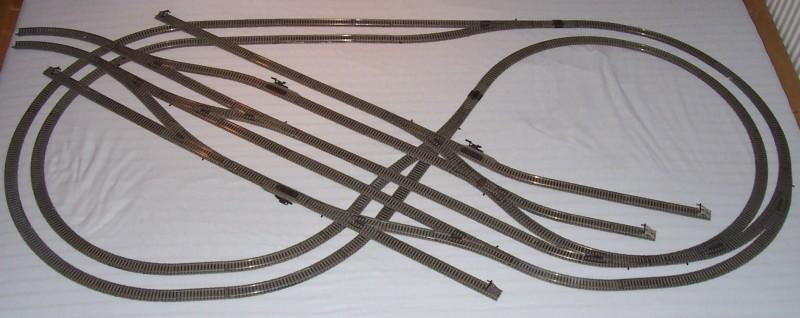 Gleisplanvariate