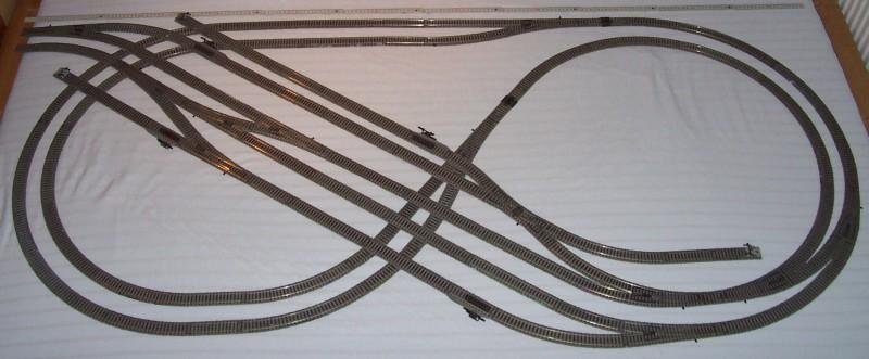 Gleisplanvariante
